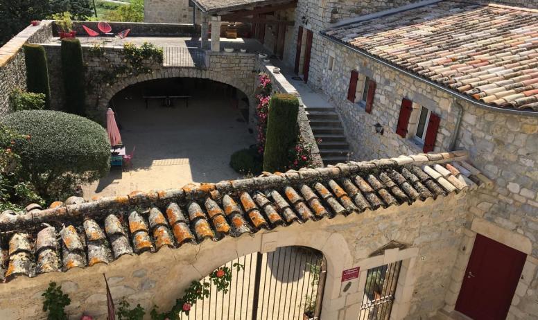 Gîtes de France - Le domaine du viticulteur