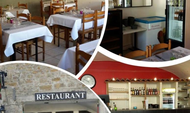Restaurant Le Marléone à Largentière - Restaurant Le Marléone à Largentière