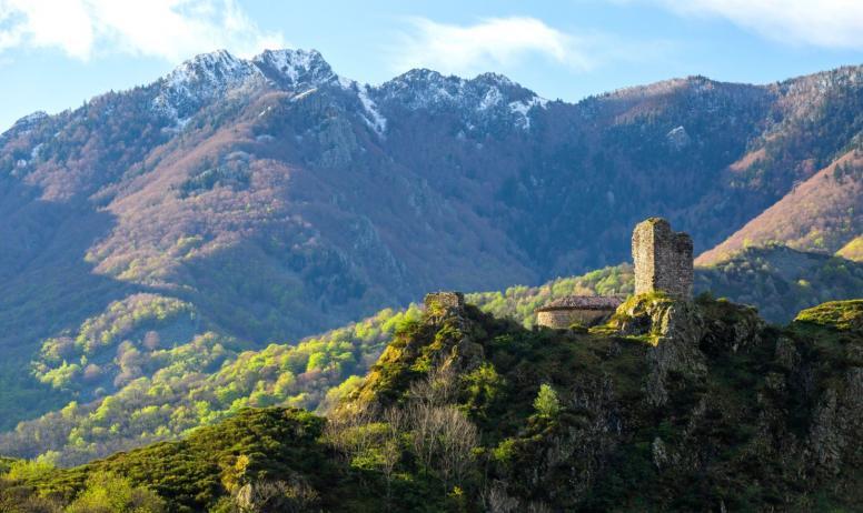 © Simon Bugnon - Ruines de Montlaur