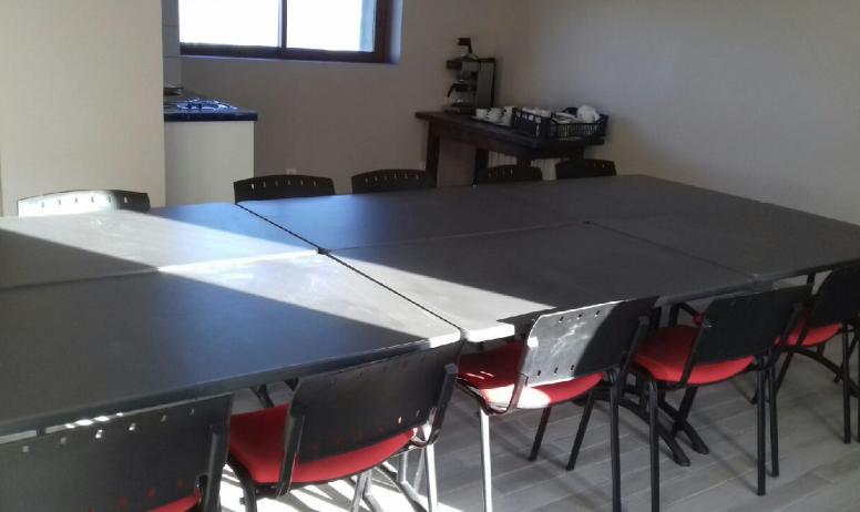 Salle de séminaire/réunion