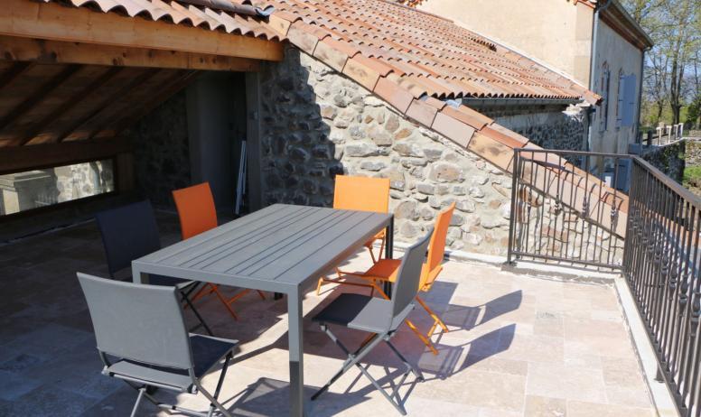 Un déjeuner en terrasse ?