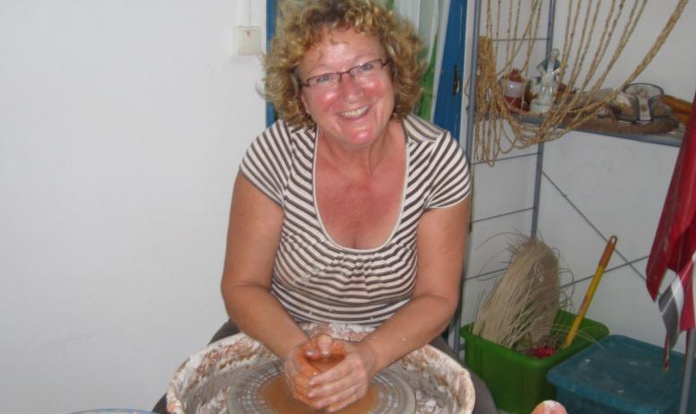 Sabah Vuillon - A Fleur de Pot