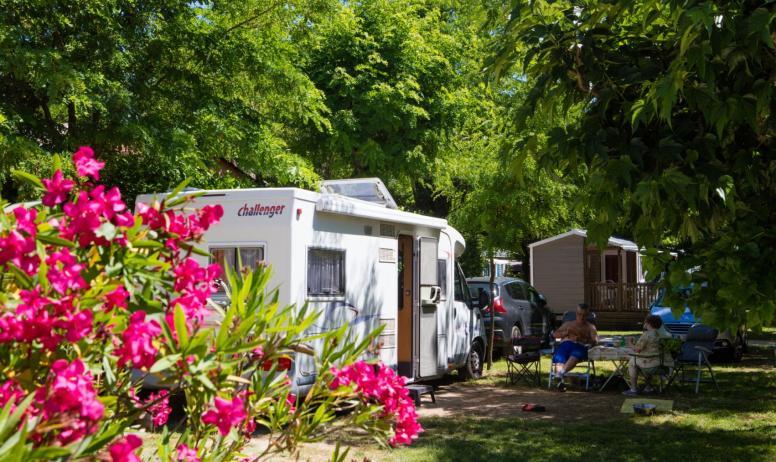 camping la nouzarede