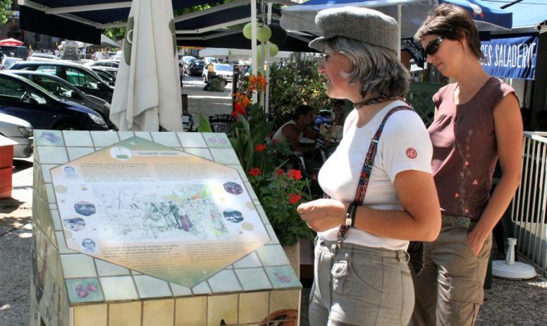 OT Pays de Lamastre - Parcours d'interprétation