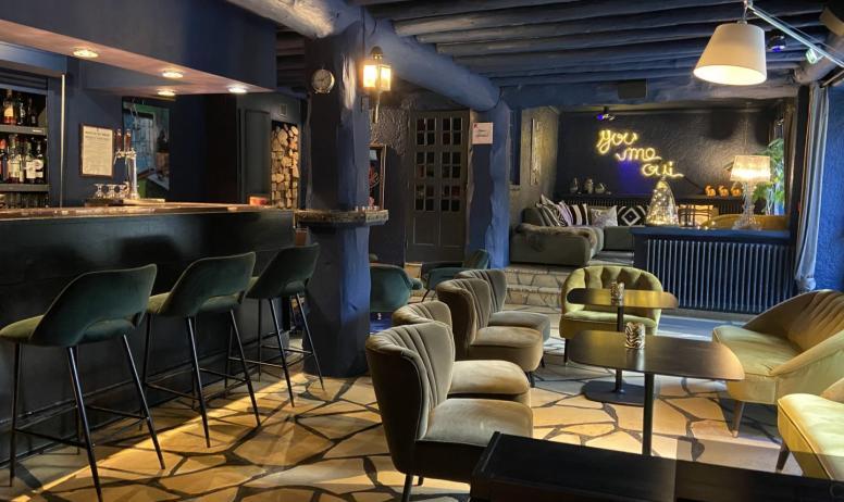 Hotel la Gentilhommière - Le Bar