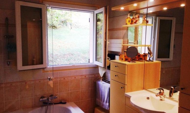 Clévacances - Salle de bain