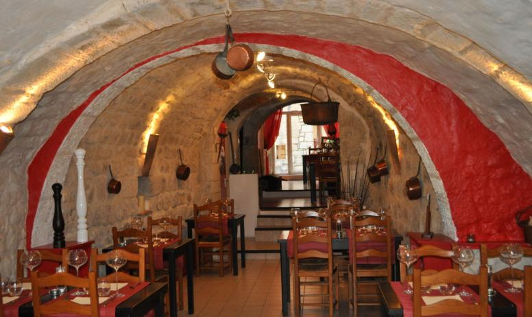 Jonathan LEMAIRE - Restaurant La Caçola - Largentière (Sud Ardèche, France)