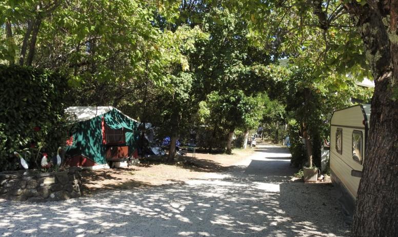 Mr et Mme Germiquet - Camping les Lavandes - Darbres