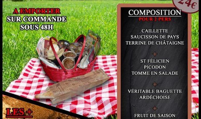 Magali Rochette - Panier pique - nique