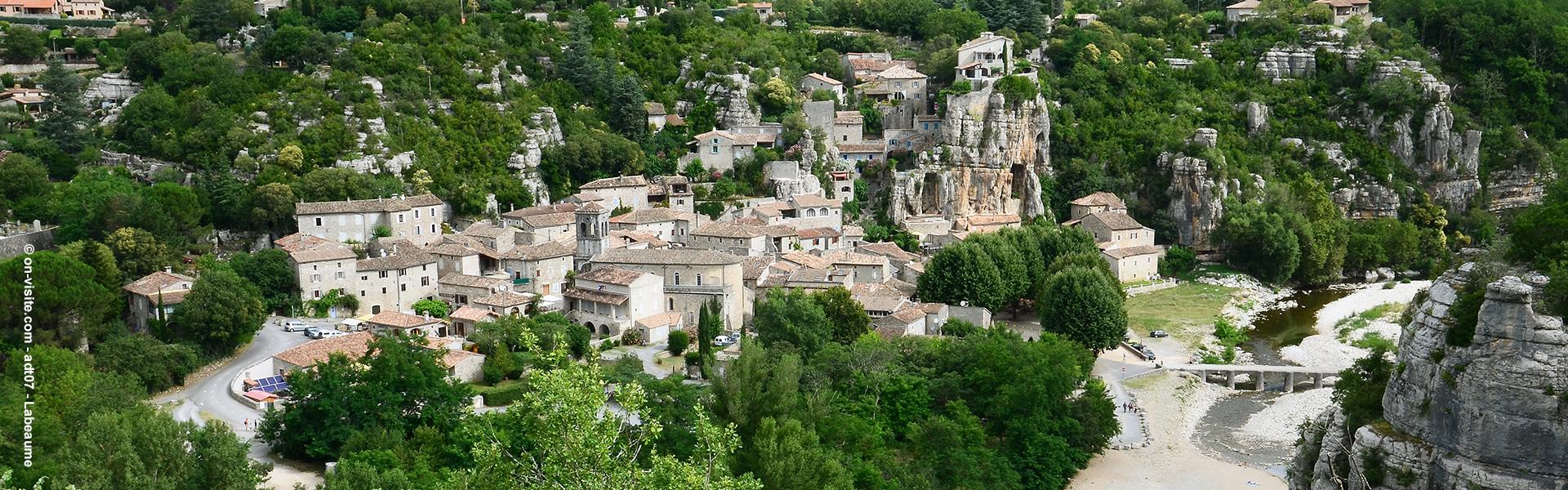 Promenade entre Piemont Cevenol et Cevenes Ardechoises On-visite.com-adt07-labeaume